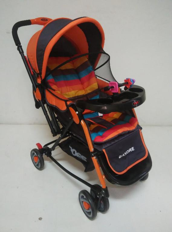 STROLLER » Stroller Baby Does CH 282 BANDRE Orange • www ...